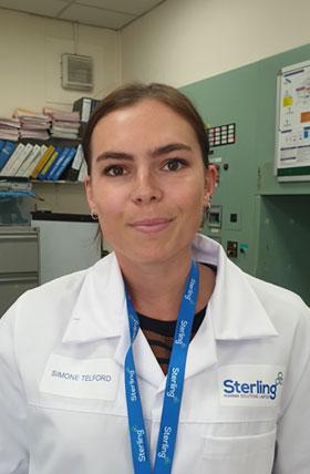 Simone Telford